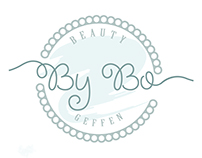Logo Beauty by Bo
