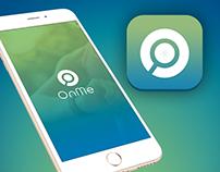 On Me App | UI/UX