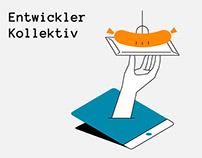 Illustration for Entwickler Kollektiv