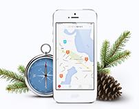 LocatioNews : App Concept