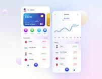 Finance Mobile Banking App