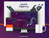 Spark media production
