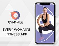GymNadz Mobile Application