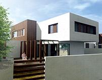 reverse houses | projekt inżynierski