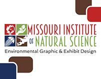 Missouri Institute of Natural Science Exhibit Design