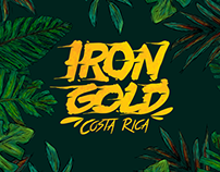 Iron Gold / Australian Gold - IronMan 70.3 Costa Rica