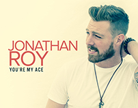 "Jonathan Roy ""You're My Ace"" Single Artwork"