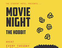 Movie Nights @ The Student Hotel