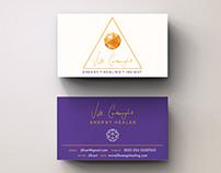 Brand Identity : Jill Cartwright - Energy Healer