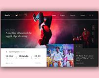 Website UI - 2017