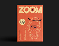 ZOOM | Editorial design
