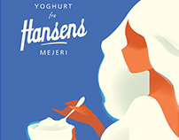 Hansens Yoghurt