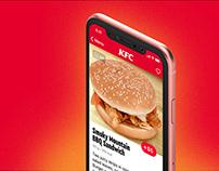 KFC Russia Mobile App