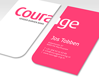 Courage Corporate Identity