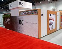 Seychelles & BC Footwear Tradeshow Booth