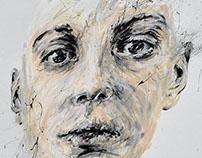Peinture portraits