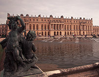 A day in Versailles.