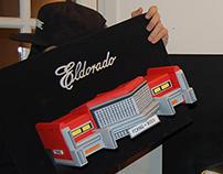 Cadillac ElDorado Papercraft
