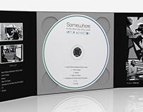 CD cover - Artur Akhmetov