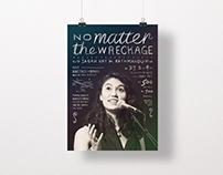 No Matter The Wreckage - Sarah Kay in Kathmandu