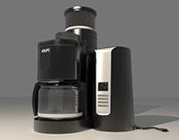 Render coffee maker