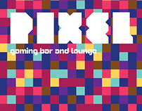 PIXEL - gaming bar and lounge