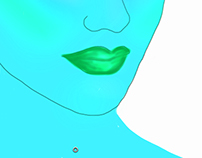 Face illustration 2016