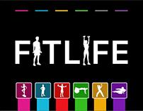 """FITLIFE"" Branding"