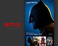 Netflix - Concept