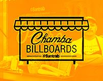 Chamba Billboards - Bantrab