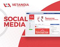 Vetanoia I Social Media