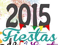 CARTEL ANUNCIADOR DE LAS FIESTAS DE AUTOL 2015