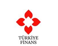 Turkiye Finans Logo Animation