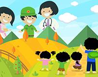 Green Summer Volunteer Campaign 2016