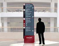Wayfinding Design / Art Center