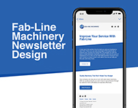 Email Marketing Design & Development - Fab-Line