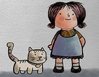Mi gatito y yo
