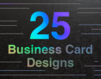 25 Business Cards