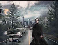Dark City Post-Production