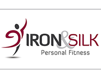 Logo Iron Silk