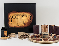 Accused Board Game