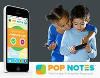 PopNotes App