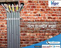 vigo electric Social Media Advertising