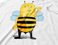 // Bee Mascot