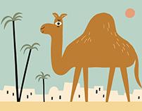 Al Qaswa camel e-book