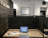 Work Smart™ - coworking and educational space.