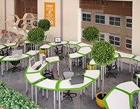 Eco Friendly Classroom