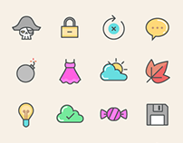 Free 500+ Color Icons