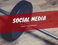 Social Media - Ciafit Academia