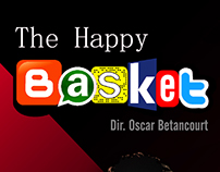 48Hour Film Project - The Happy Basket Poster